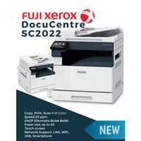Mesin Fotocopy Warna Fuji Xerox DocuCentre SC2022 (1 Tray) Baru