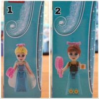 Mainan Anak Lego Frozen Miniatur Brick Frozen MURAH