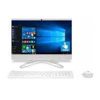 HP PC 24-F0053D AIO i5-8400T-4GB-1TB-MX110-23.8 TOUCH-WIN10