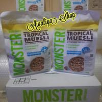 Monster Tropical Muesli 700gr BUY 1 GET 1