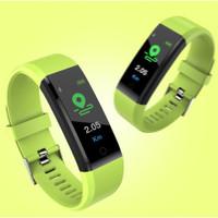 ID115 Plus Smartband Dengan Monitor Detak Jantung / Tekanan Darah /