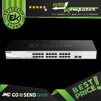 D-Link 26-Port Gigabit Smart Managed Switch DGS-1210-26