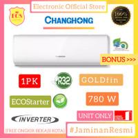 AC SPLIT 1 PK INVERTER CHANGHONG CSDC09IVE CSDC-09IVE INVERTER 260 W