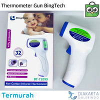 Thermometer Gun non contact infrared AICARE (GARANSI)