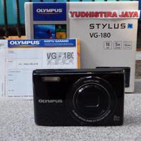 Olympus Stylus VG-180 New Resmi OCCI