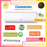 AC SPLIT 1,5 PK INVERTER CHANGHONG CSDC12IVE CSDC-12IVE INVERTER 360 W