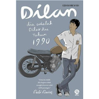 SET Novel Dilan 1 (1990), Novel Dilan 2 (1991), Novel Milea Original