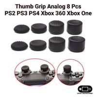 Silikon Thumb Grip Analog PS2 PS3 PS4 Xbox 360 Xbox One Silicone