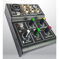 ISK DS1 Mini Mixer with USB Audio Interface - Soundcard DS1