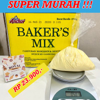 Bakers mix 500 gr repack / bakers mix anchor