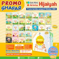 Buku Aktivitas Anak Islami Buku Mini Aktivitas Hijaiyah Wipe and Clean