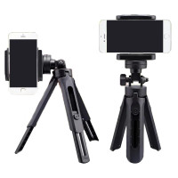 TRIPOD SUPPORT MINI TRIPOD PHONE HOLDER STAND HP STRONG MATERIAL UNIVE