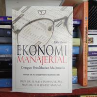 ekonomi manajerial dengan pendekatan matematis