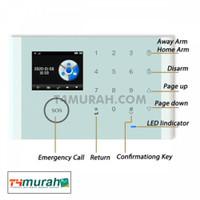 ALARM C18 WiFi 433Mhz untuk keamanan Rumah gudang kantor Terbaru