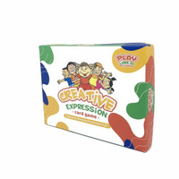 Permainan Kartu Anak - Creative Expression Card Game - Playlab