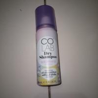 dry shampoo/shampo kering semprot COLAB