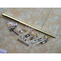 Pipa Set OD 22 tebal 1.5 mm P. 75 cm V2 Murah
