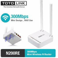 Totolink N200RE - Router Wireless N Mini 300 Mbps