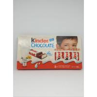 Kinder Choco 100 gram - Cokelat kinder