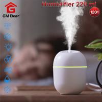 GM Bear Humidifier Air Pelembab Udara Portable 1201-Humidifier 220ml