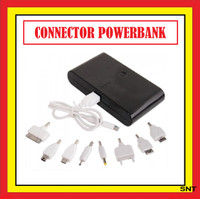 KONEKTOR CONNECTOR SAMBUNGAN POWERBANK POWER BANK MICRO NOKIA 700234