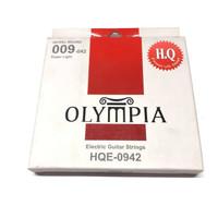 OLYMPIA Electric Guitar Strings HQE 0942 / Senar Gitar Elektrik Top!