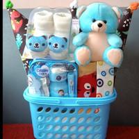 Hampers Baby / Parcel Baby Gift / Hadiah / Kado Bayi /Parcel Cantik