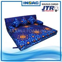 Sofa Bed Busa INOAC 200x180x20 cm Garansi 10th Ekspedisi CARGO