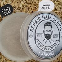 pomade waterbased / grooming / hair wax / pomade / water pomade genfos