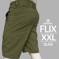 Pinnacle FLIX Short Olive XXL , Celana Pinnacle