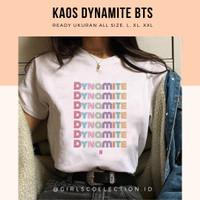 BAJU KAOS DYNAMITE BTS | KAOS KOREA OVERSIZE