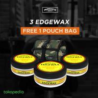 3 PCS Murrays Edgewax Pomade (FREE POUCH BAG)