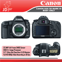 Canon EOS 5D Mark III Body Only -canon DSLR 5D MARK III BO