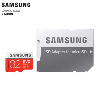 Samsung EVO Plus Micro SD With Adapter 95Mbps 32GB