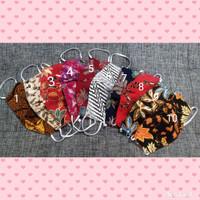 Masker Batik 3 Ply