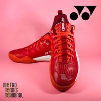 Yonex Eclipsion 3 Red / White ( Sepatu Tenis )