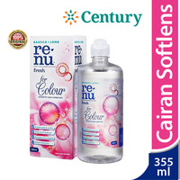 Bausch & Lomb Renu Fresh For Colour 355 ml / Pembersih Softlen