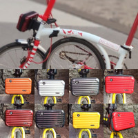 Tas Sepeda FrontBlock Koper Seli Universal Sepeda Lipat
