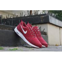 Sepatu Running Nike Zoom pegasus Grade Original Murah / Premium Import - Merah