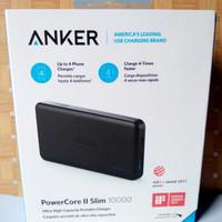 Powerbank ANKER PowerCore II Slim 10000 mAh