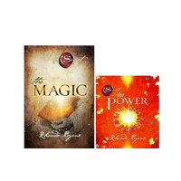 Paket 2 Buku The Secret The Magic & The Power | Rhonda Byrne