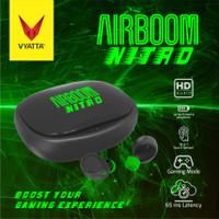 VYATTA Airboom Nitro TWS Bluetooth Earphone - Gaming 65ms,15in1 Touch