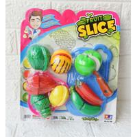 Mainan Edukasi Buah Potong Fruit SLICE IM-052 Mainan masakan