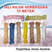 Tali Jemuran / Tali Tambang Nilon Serbaguna 10 Meter