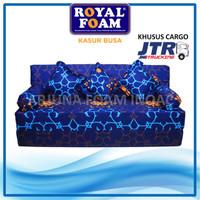Sofa Bed Busa Royal Foam 200x180x20 cm Garansi 10th Ekspedisi CARGO