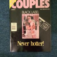 Majalah Penthouse Couple Black Label
