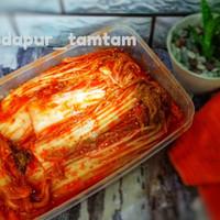 Homemade Kimchi Fresh tanpa pengawet