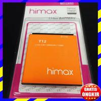 Baterai Handphone Himax M2 Y12 Original OEM Batre Batrai Battery HP