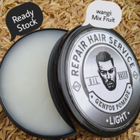 pomade oil based / grooming / hair wax / pomade / pomade genfos