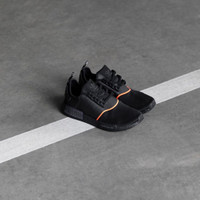 "Adidas NMD R1 ""Black/Solar Red"""